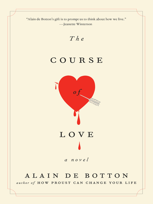 Title details for The Course of Love by Alain de Botton - Wait list
