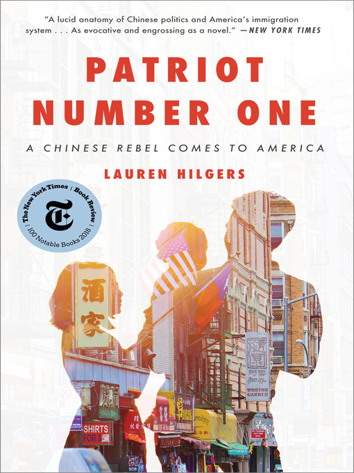 Title details for Patriot Number One by Lauren Hilgers - Wait list