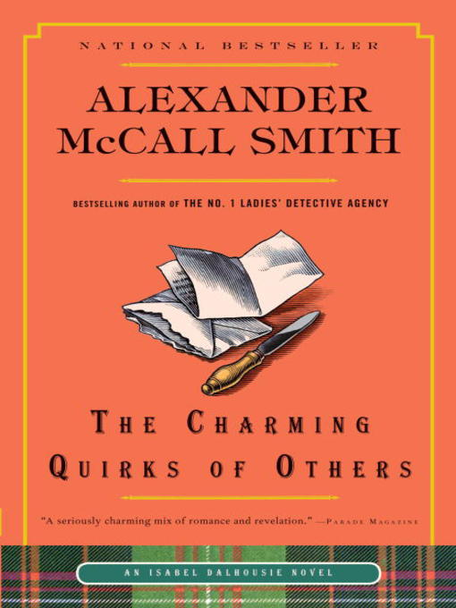 Title details for The Charming Quirks of Others by Alexander McCall Smith - Available