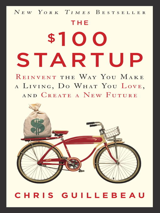 Title details for The $100 Startup by Chris Guillebeau - Wait list