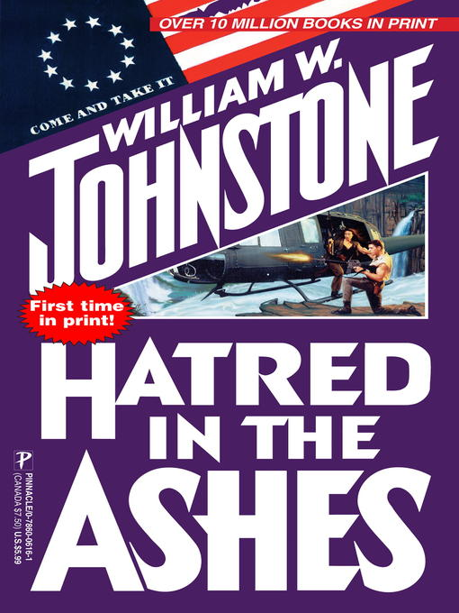 Title details for Hatred in the Ashes by William W. Johnstone - Wait list