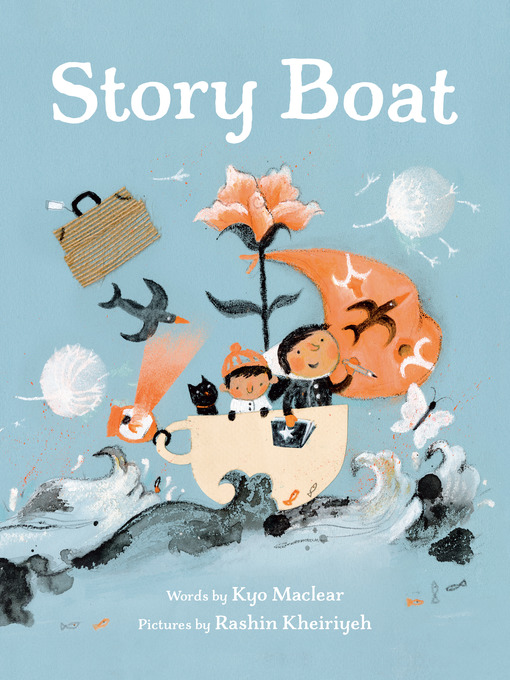 Cover of Story Boat