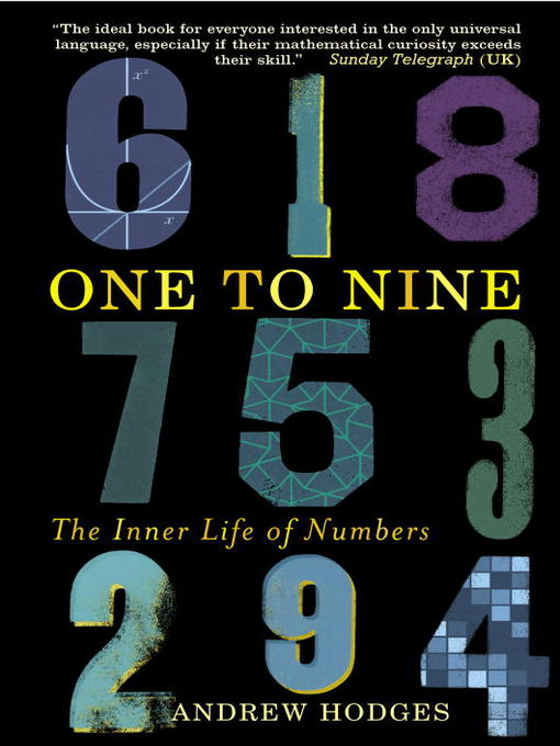 Title details for One to Nine by Andrew Hodges - Available