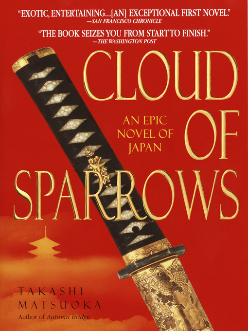 Title details for Cloud of Sparrows by Takashi Matsuoka - Available