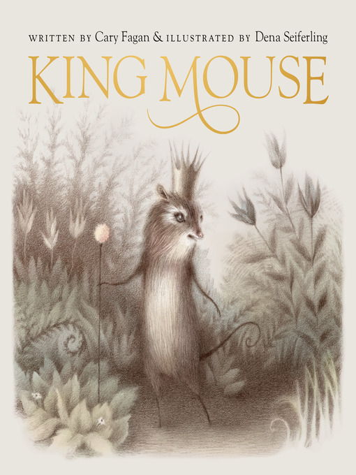 Cover image for book: King Mouse
