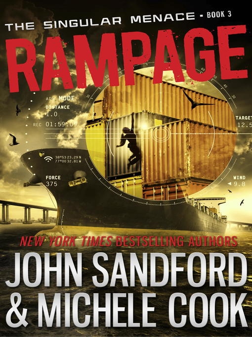 Title details for Rampage by John Sandford - Wait list
