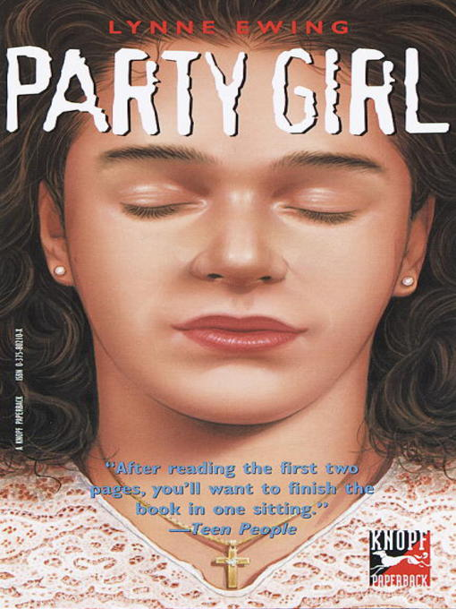 Title details for Party Girl by Lynne Ewing - Available