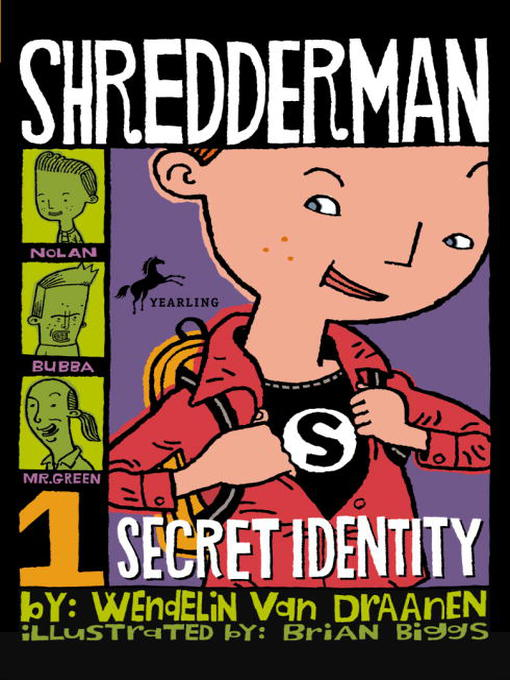 Cover image for Secret Identity
