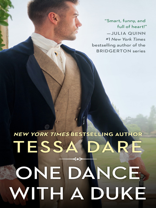 Title details for One Dance with a Duke by Tessa Dare - Wait list