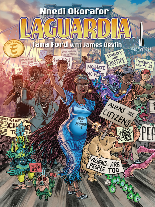 Title details for LaGuardia by Nnedi Okorafor - Available