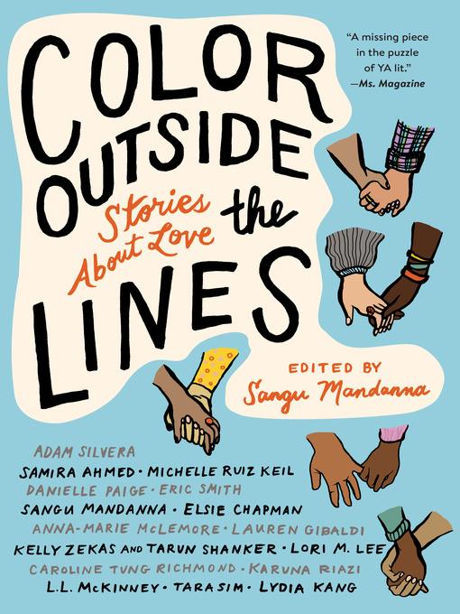 Title details for Color outside the Lines by Sangu Mandanna - Wait list