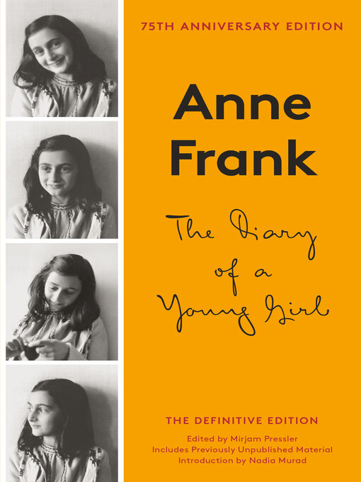 Cover image for book: The Diary of a Young Girl