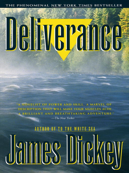 Title details for Deliverance by James Dickey - Available