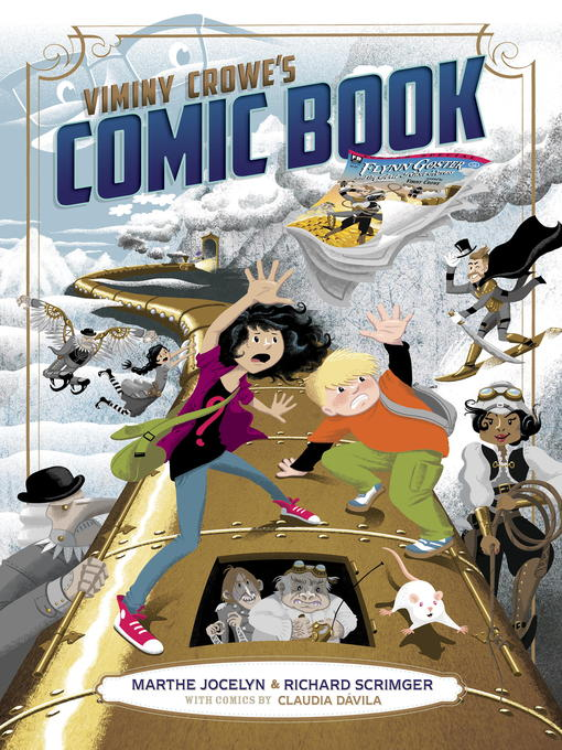 Title details for Viminy Crowe's Comic Book by Marthe Jocelyn - Available