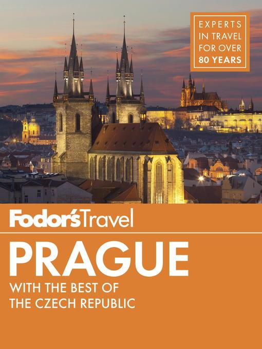 Title details for Fodor's Prague by Fodor's Travel Guides - Wait list