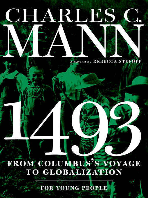 Title details for 1493 for Young People by Charles Mann - Available