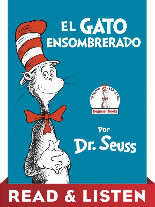 Title details for El Gato Ensombrerado (The Cat in the Hat Spanish Edition) by Dr. Seuss - Wait list