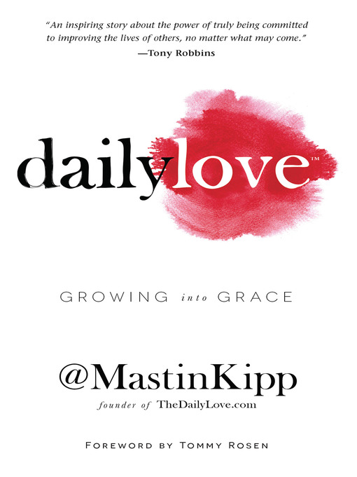 Title details for Daily Love by Mastin Kipp - Available