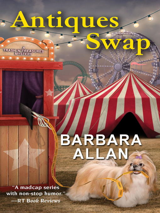 Title details for Antiques Swap by Barbara Allan - Available