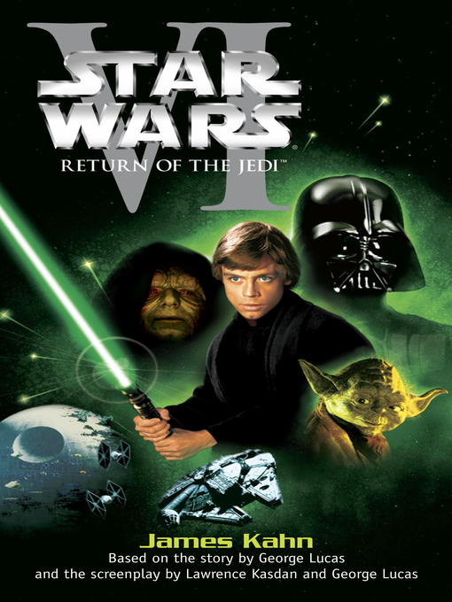 Title details for Return of the Jedi by James Kahn - Available