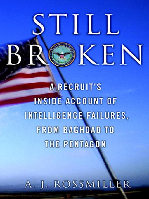Title details for Still Broken by A. J. Rossmiller - Available