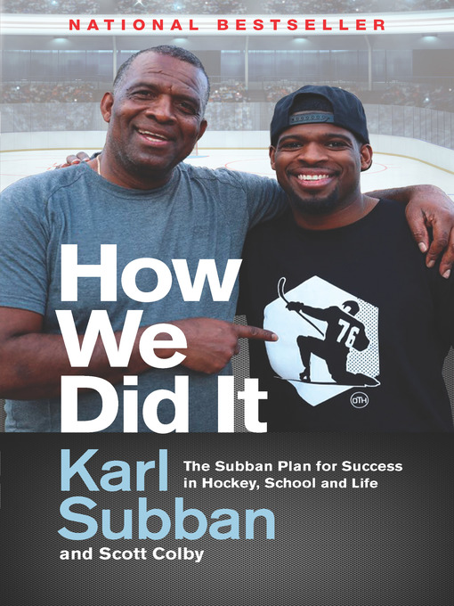 Title details for How We Did It by Karl Subban - Available