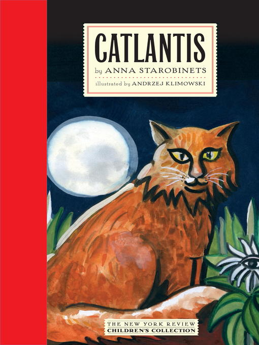Title details for Catlantis by Anna Starobinets - Available
