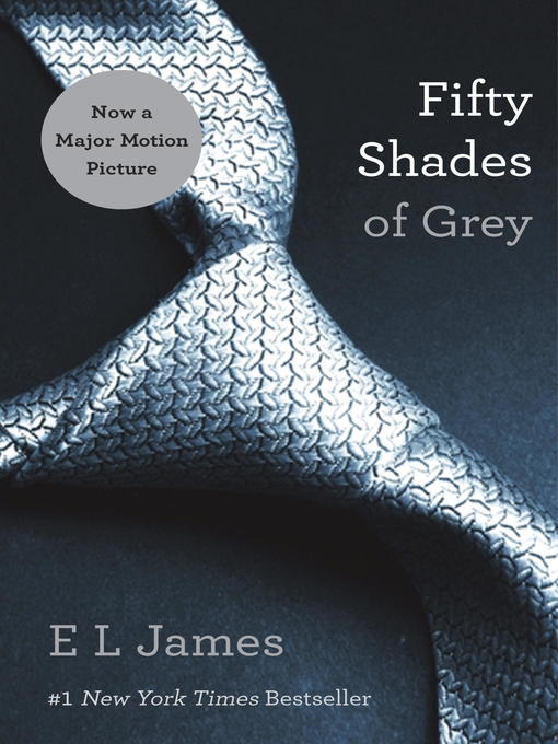 Cover of Fifty Shades of Grey