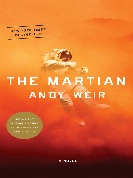 Cover image for book: The Martian