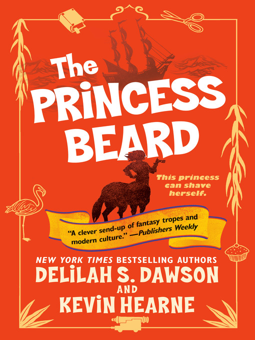 Title details for The Princess Beard by Kevin Hearne - Wait list