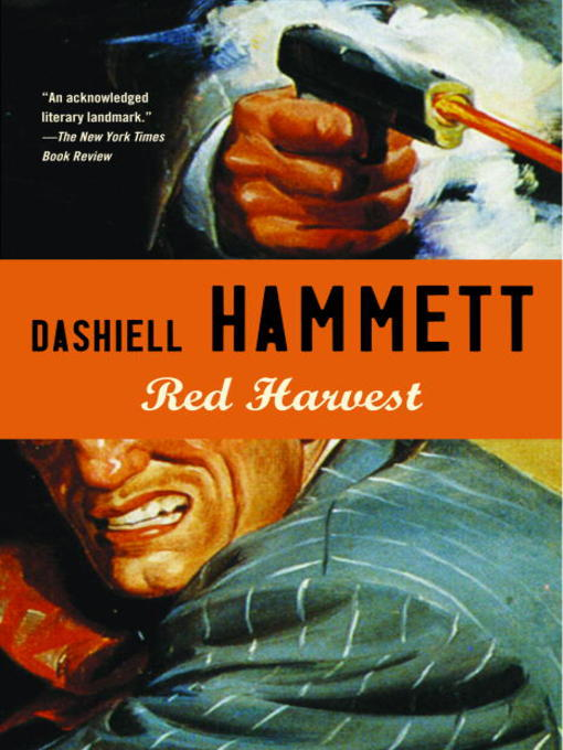 Title details for Red Harvest by Dashiell Hammett - Wait list