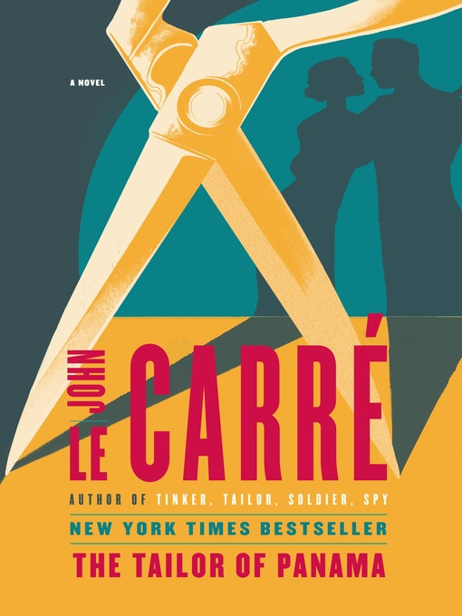 Title details for The Tailor of Panama by John le Carré - Wait list