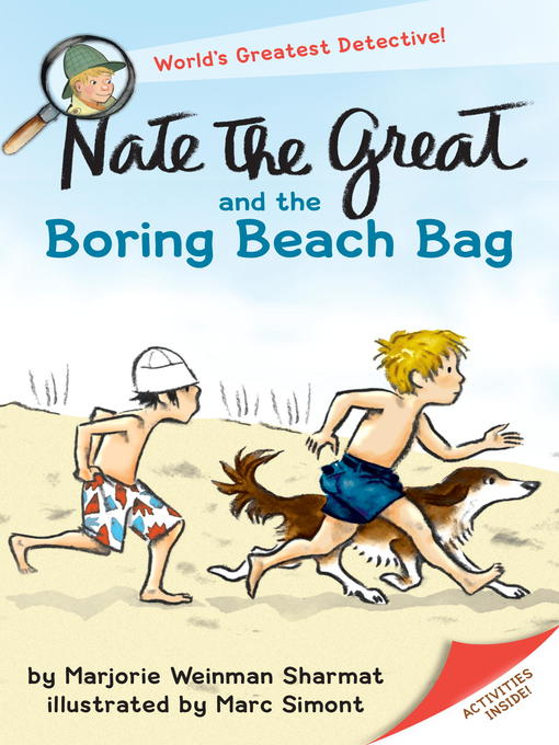 Title details for Nate the Great and the Boring Beach Bag by Marjorie Weinman Sharmat - Available