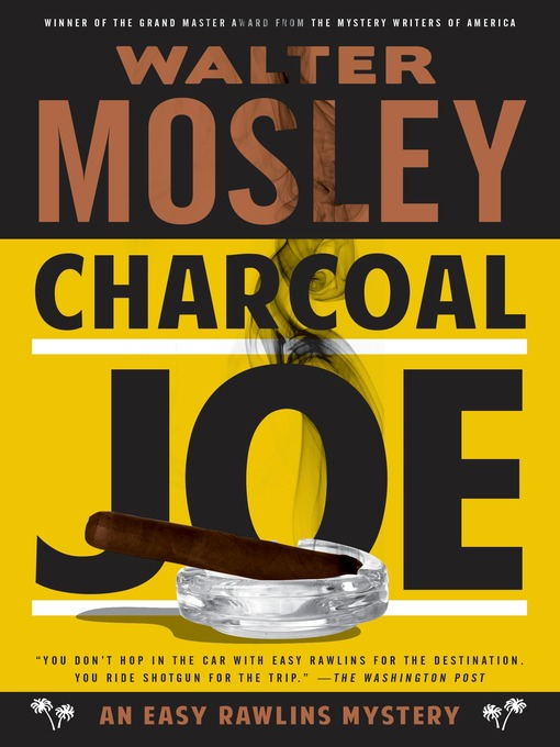 Title details for Charcoal Joe by Walter Mosley - Wait list