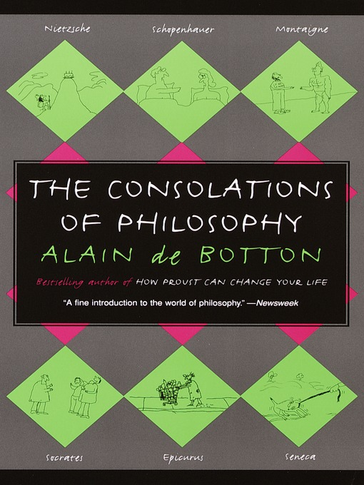 Cover of The Consolations of Philosophy