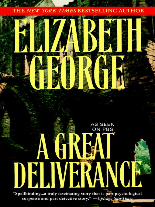 Title details for A Great Deliverance by Elizabeth George - Available