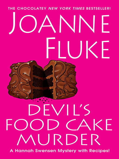 Cover of Devil's Food Cake Murder