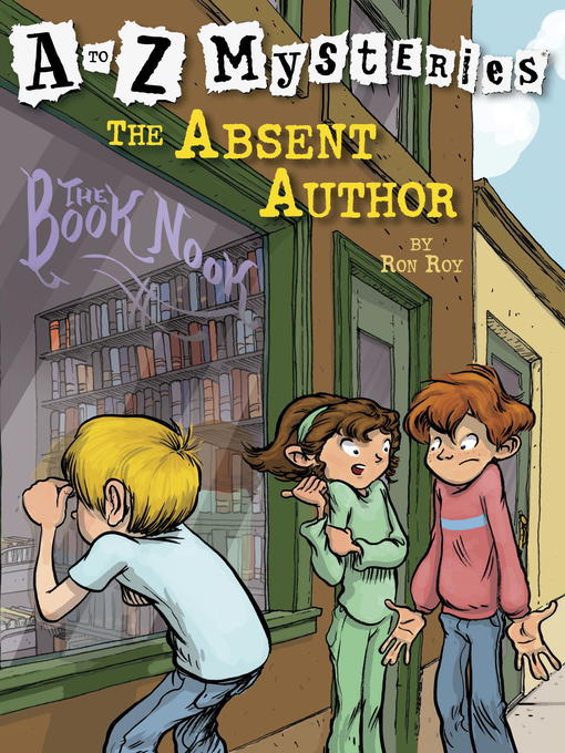 Title details for The Absent Author by Ron Roy - Wait list