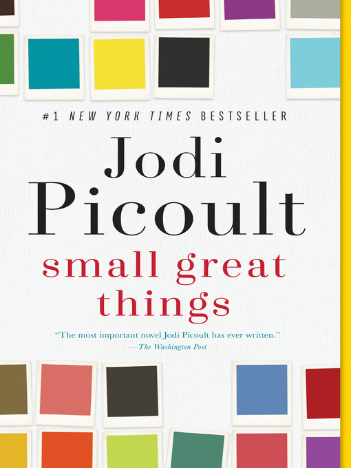 Cover of Small Great Things