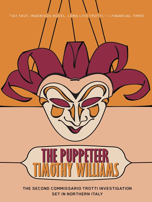 Title details for The Puppeteer by Timothy Williams - Available