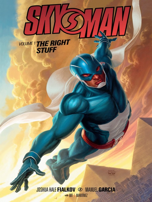 Title details for Skyman, Volume 1 by Joshua Hale Fialkov - Available