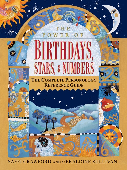 Title details for The Power of Birthdays, Stars & Numbers by Saffi Crawford - Available