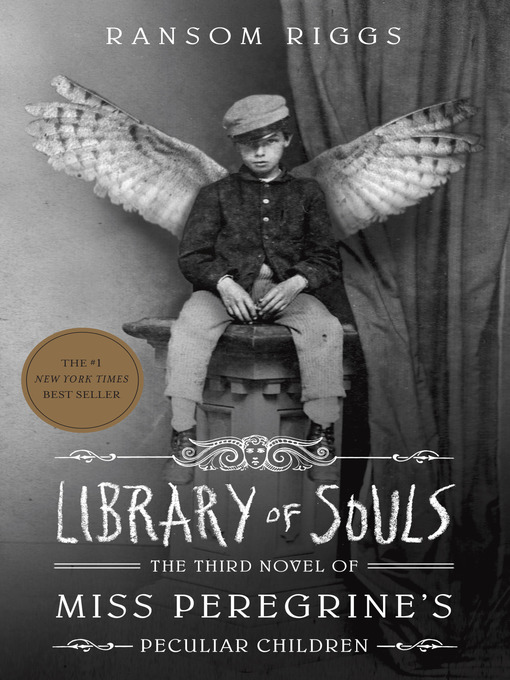 Cover of Library of Souls