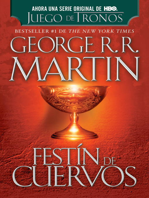 Title details for Festin de cuervos by George R. R. Martin - Available