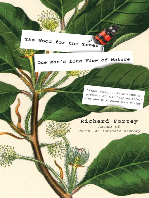Title details for The Wood for the Trees by Richard Fortey - Available