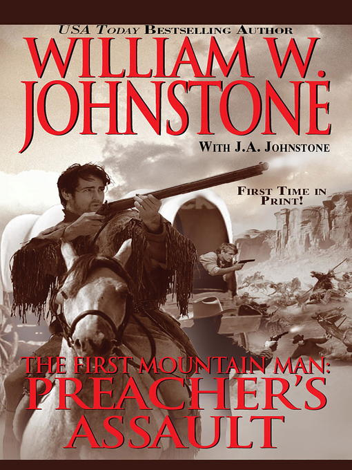 Title details for Preacher's Assault by William W. Johnstone - Available