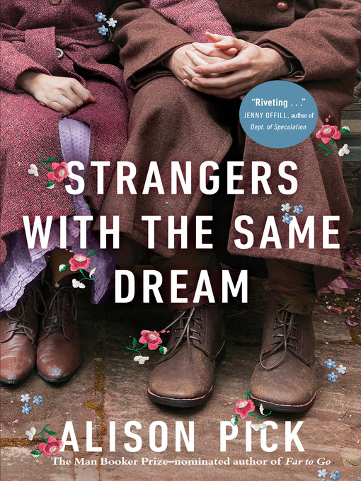 Cover of Strangers with the Same Dream