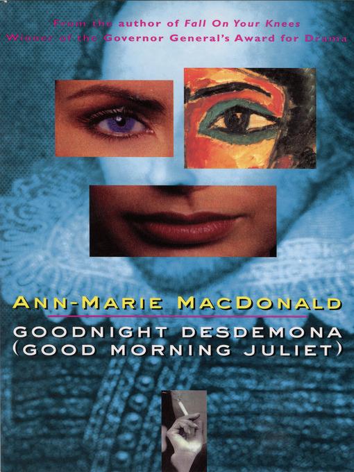 goodnight desdemona essay
