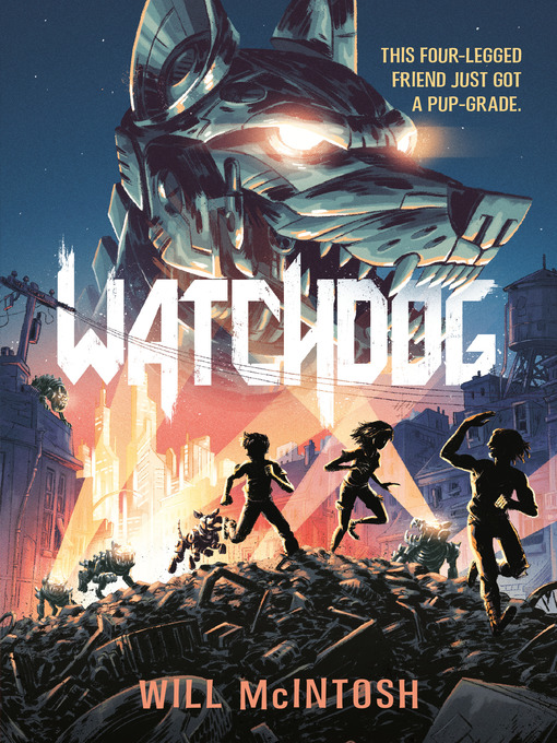 Cover of Watchdog