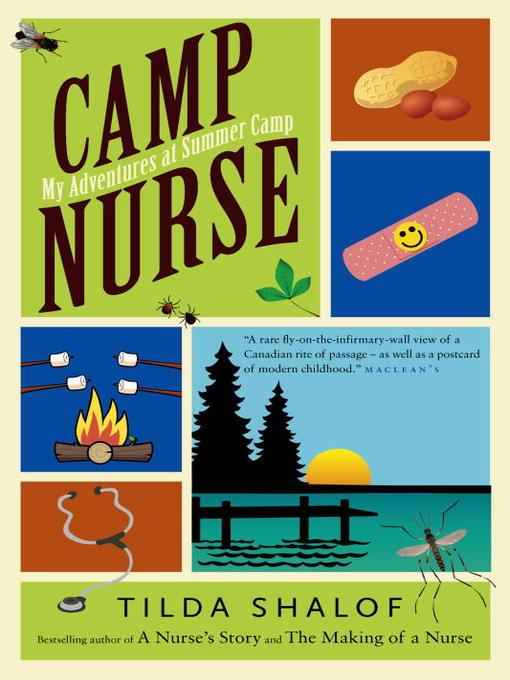 Title details for Camp Nurse by Tilda Shalof - Wait list
